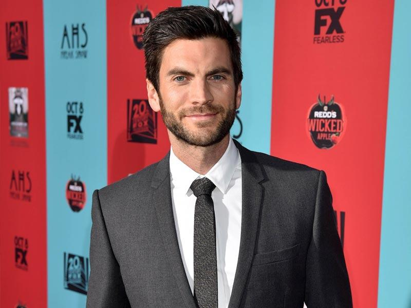 American Beauty and Ghost Rider star Wes Bentley.