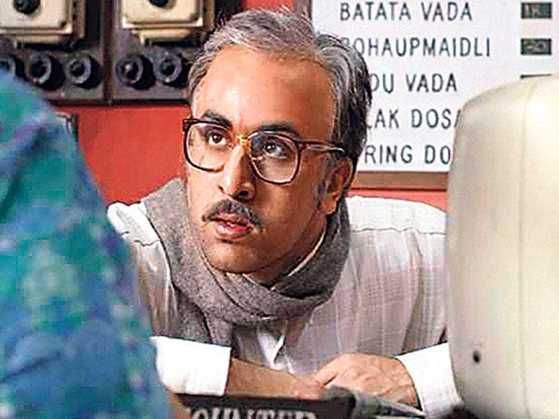 Ranbir Kapoor: For an ad film, Ranbir played an elderly restaurant owner. He nailed the look with a prosthetic paunch, a wispy wig of white hair and sunken cheeks. A few days later, he was again seen as an old man in Anurag Basu's Barfi (2012).
