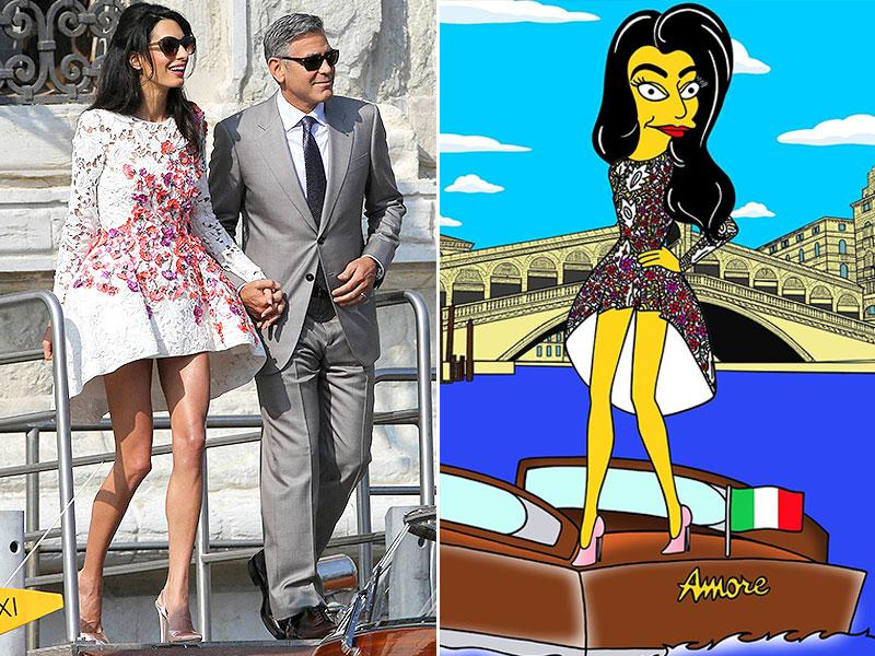 Is it just us or has the artist recreated those stick-thin legs perfectly?