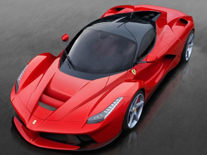 Ferrari LaFerrari 0-60 mph in 2.9 seconds : This car's performance is mind blowing, but so are the criteria for ownership. As well as having $1.5 million to spare, you need to have owned six other Ferraris over the past 10 years and never bought or sold any of them as an investment. Photo:AFP