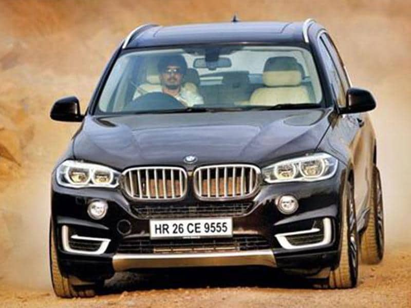 New BMW X5 reviewed