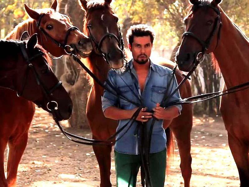 Randeep Hooda's equine passion is well known to his fans, so much so that the actor even says he feels meditative when he's riding a horse! We take a look at some interesting, pictures the actor has shared with his first love -- horses -- a passion he claims he picked up from watching Clint Eastwood films. Browse through.
