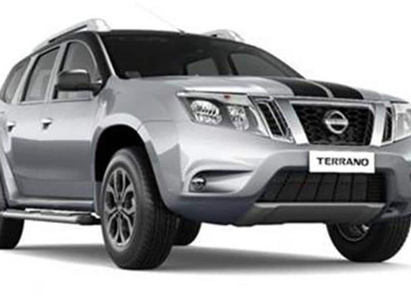 Nissan launches Terrano Anniversary edition
