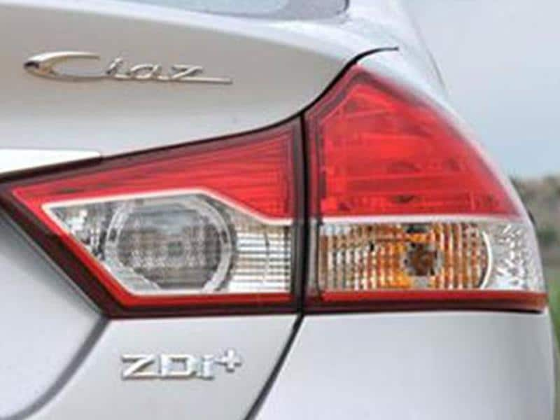 Maruti to add Ciaz trim in early 2015