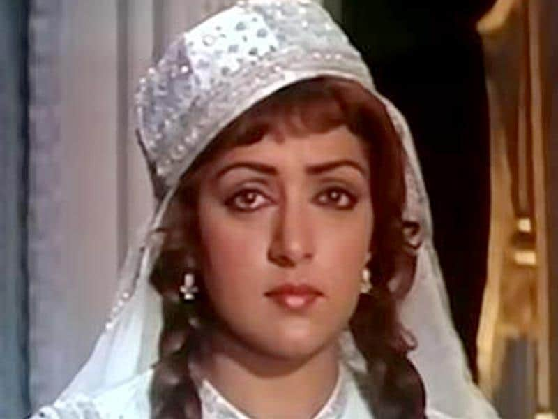 Hema Malini essayed the role of Razia Sultan in the 1982 film.