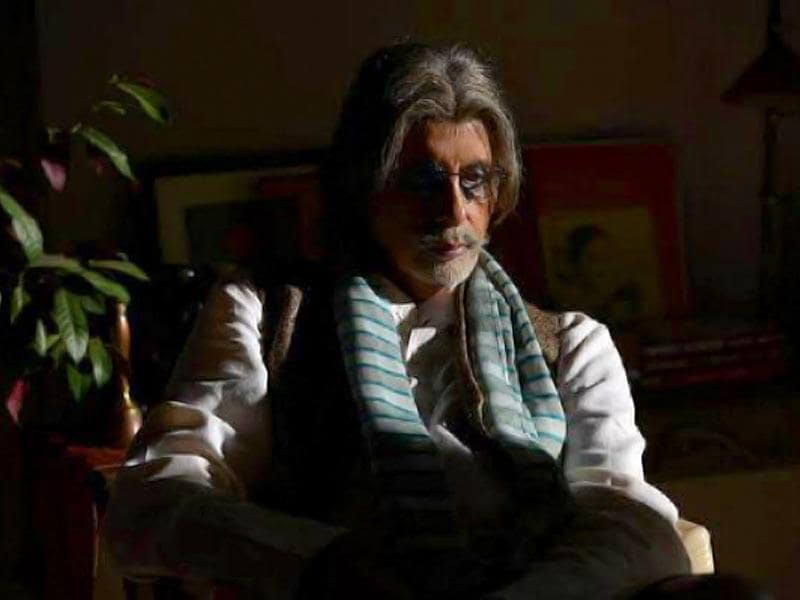 Amitabh Bachchan plays a chess master in Bejoy Nambiar's Wazir.