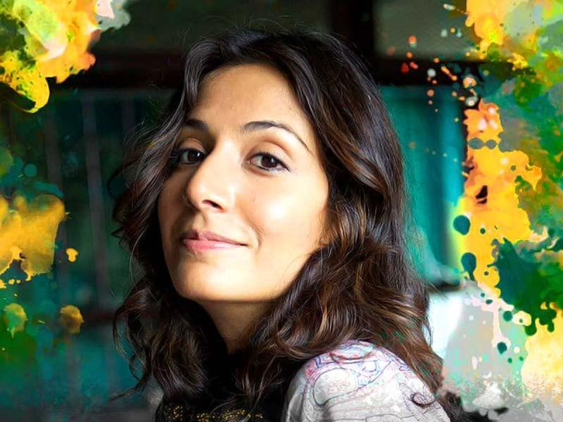Michelle, played by Monica Dogra, in Fireflies.