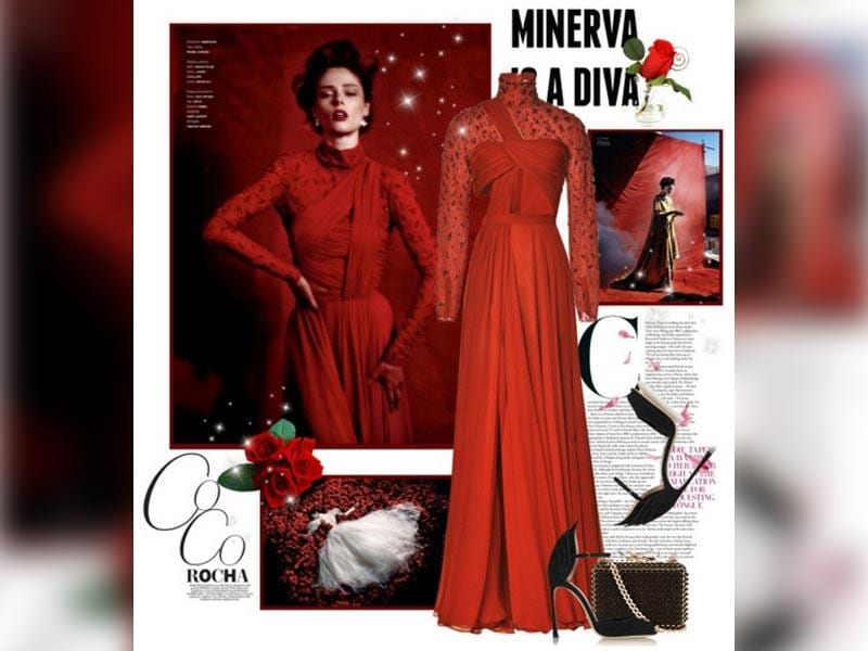 Diva dressing: This look spells pure diva. Bring out that red dress of yours and pair it up with a nice clutch and killer heels.