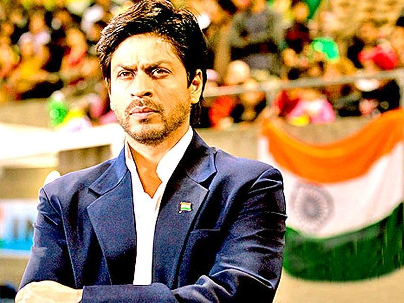 Chak De! India: The film depicts the never-say-die spirit of a sportsman. SRK plays the role of Kabir Khan, an ostracised national hockey player who goes on to become the national coach for the underprivileged Indian Women's hockey team. How he moulds them into world-class players is worth a watch.  Famous dialogues: Har team mein sirf ek hi gunda ho saktha hai ... aur is team ka gunda main hoon.