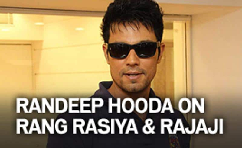 Randeep Hooda on Raja Ravi Varma, Rang Rasiya, his personal & love life and more.
