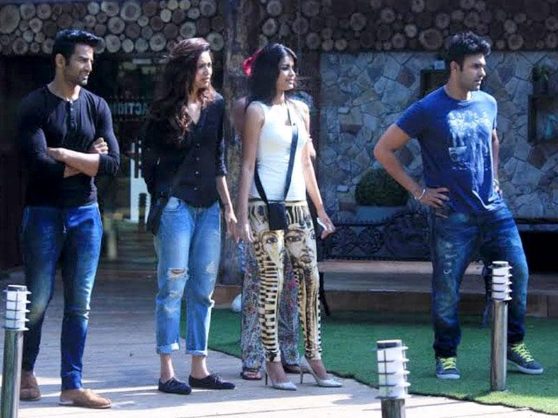 Karishma Tanna was 'mortified' to see Dimpy Mahajan on Bigg Boss 8.