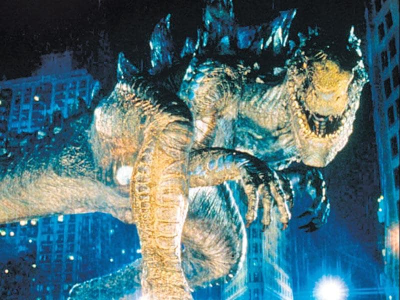 Made in 1998 by Ronald Emmerich, this version of Godzilla was a BO success but failed to impress the critics.