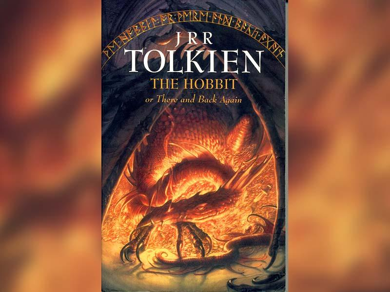 The HobbitJ. R. R. Tolkien's The Hobbit remains a classic in children's literature. The book talks about the quest of the hobbit Bilbo Baggins who yearns to win a share of the treasure guarded by the dragon, Smaug.