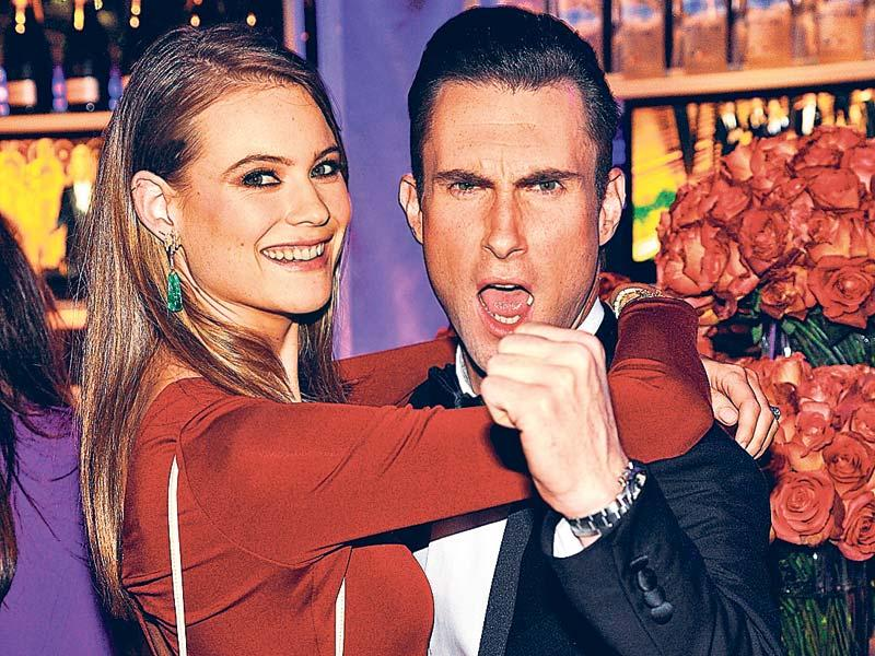 Adam Levine got married to Behati Pinsloo this year and left his female fans devastated.