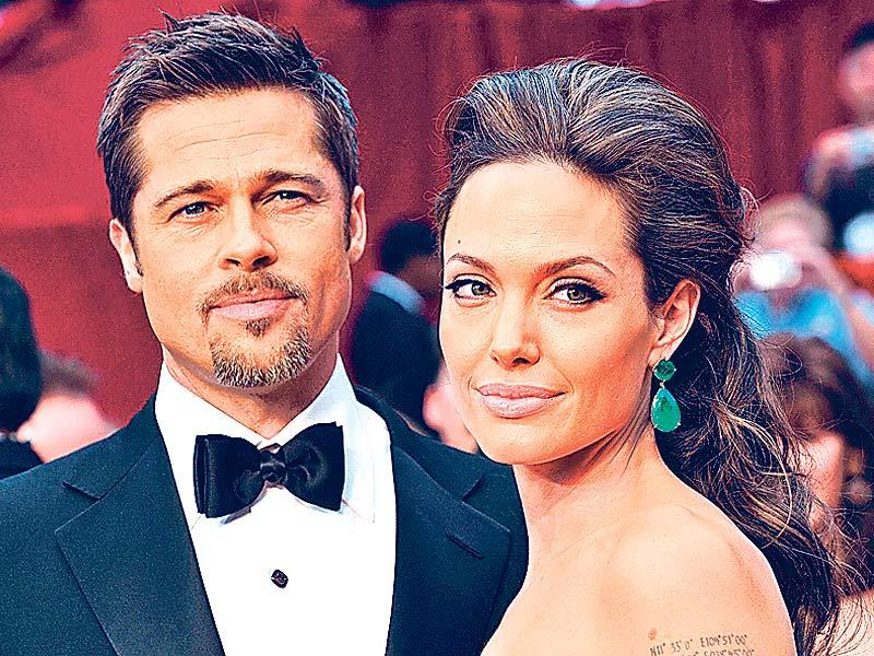Brad Pitt married actor Angelina Jolie this August. The two had been dating for almost a decade before they tied the knot in a low key ceremony.