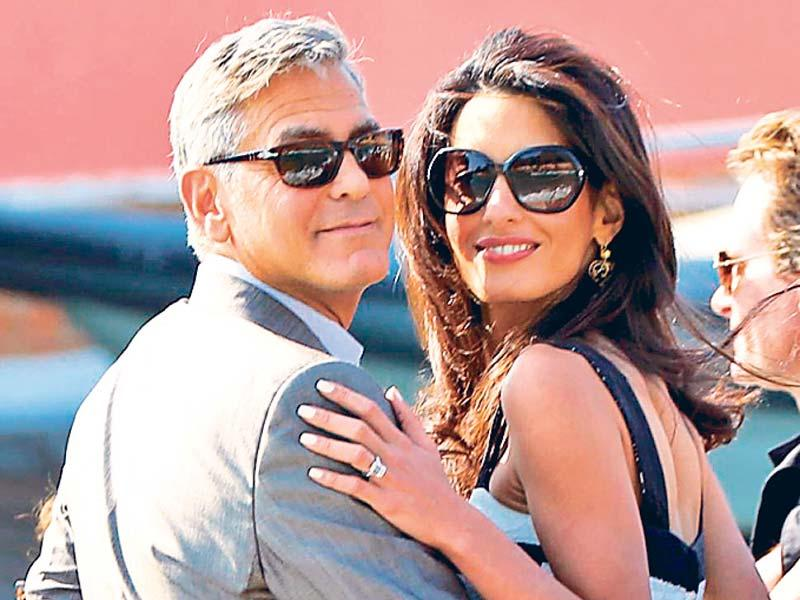 After divorcing actor Talia Balsam in 1993, George Clooney dated actor Renée Zellweger and Stacy Keibler, among many other high-profile celebs. However, the 53-year-old was officially off the dating market when he married British-Lebanese lawyer Amal Alamuddin in September.