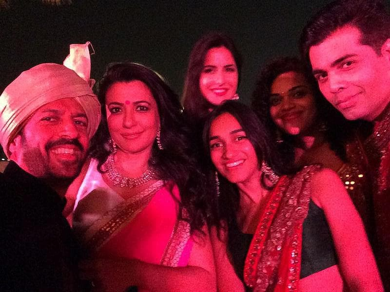 IN PICS: Salman bhai and Khan-daan at Arpita's wedding