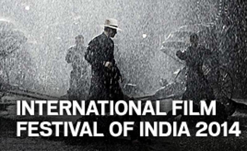 Latest updates from IFFI 2014, Goa