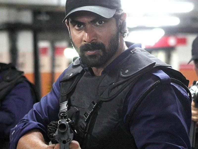Rana Daggubati in a still from Baby.