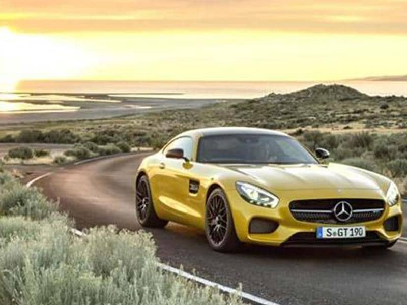 Mercedes AMG-GT reviewed