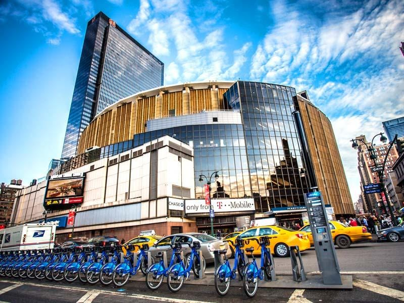 Madison Square Garden, New York