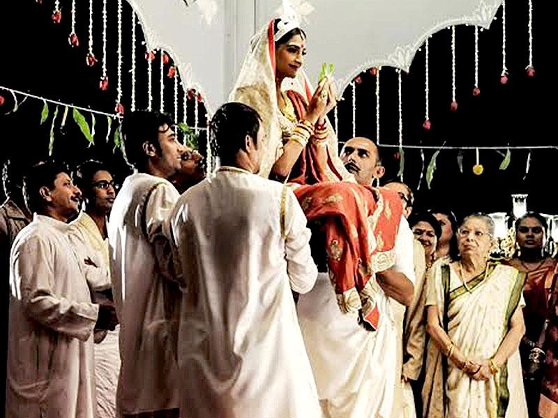 Dolly Ki Doli brings Sonam Kapoor in a never-before avatar, that of a Bengali bride!