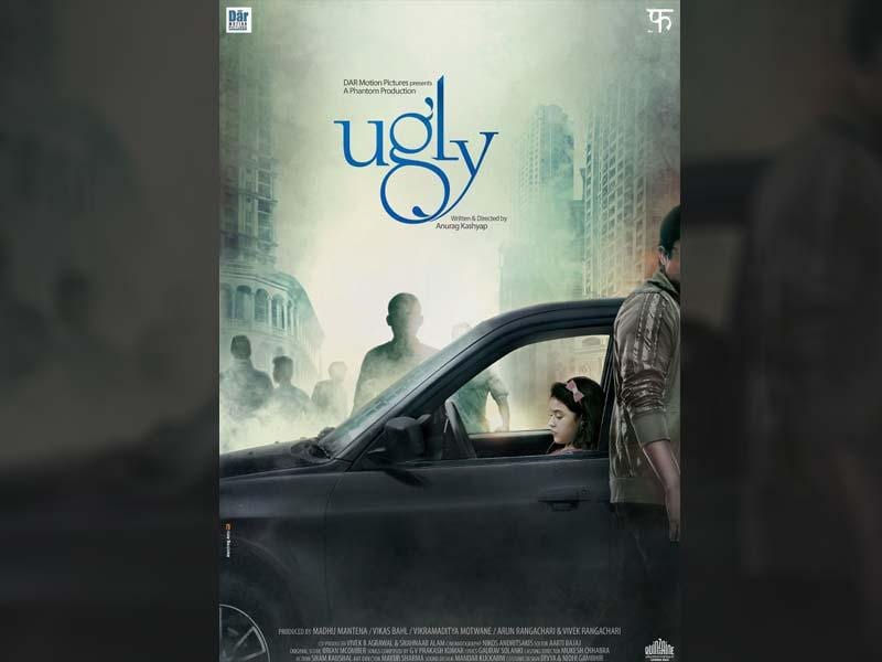 A poster of Anurag Kashyap's Ugly.