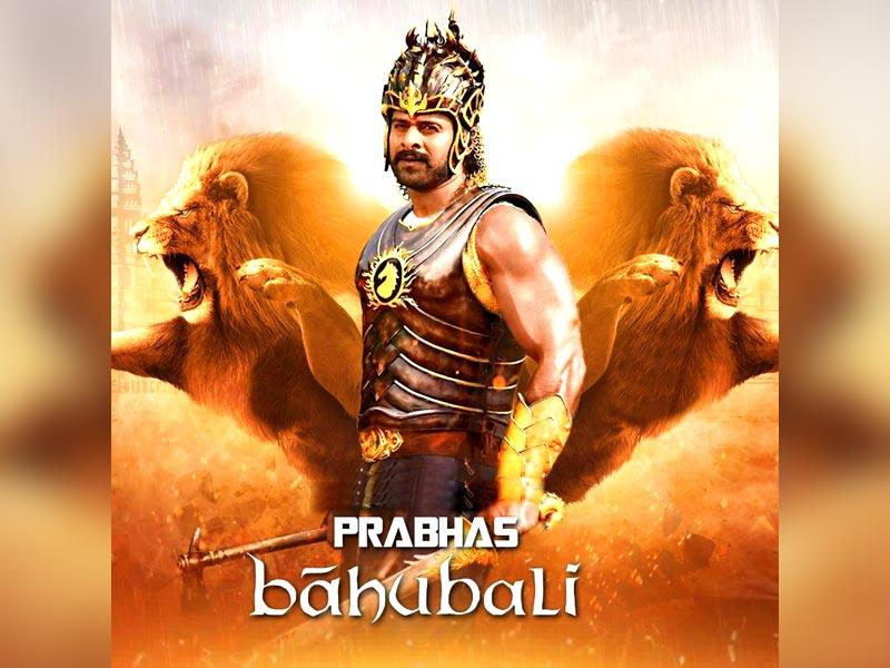 Baahubali: Prabhas plays Baahubali in this SS Rajamouli-directed film (BaahubaliMovie/Facebook)
