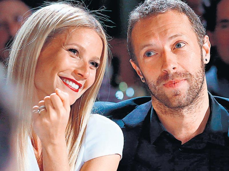 Actor Gwyneth Paltrow has reportedly invited estranged husband, Chris Martin, for Christmas, as she does not like spending holidays alone.