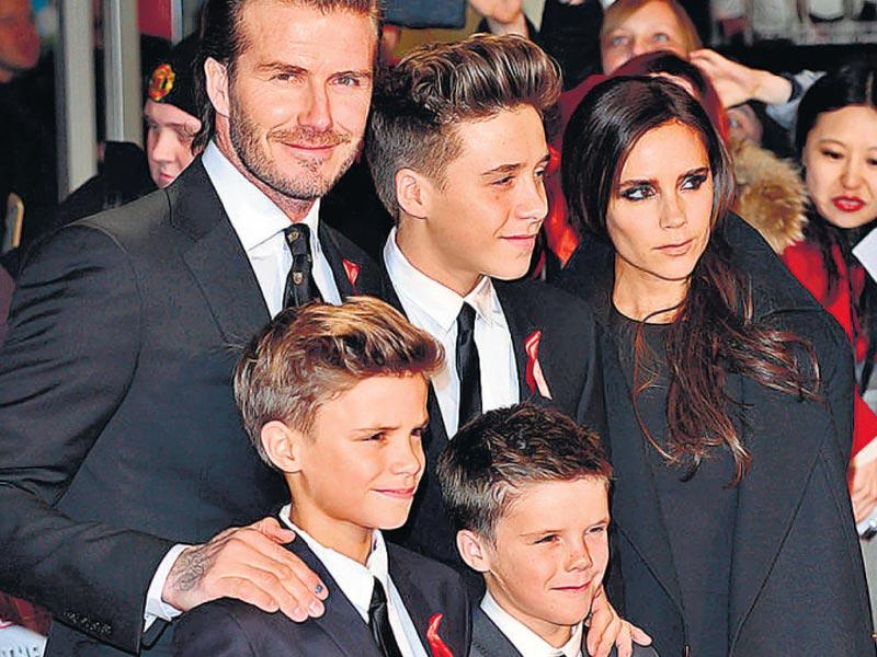 "Victoria Beckham revealed that the family will watch a ballet on Christmas. ""David and I are also taking Harper (youngest daughter) to the ballet,"" she was quoted as saying."