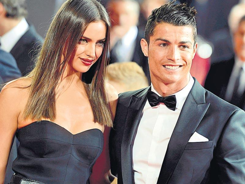 Celebrities are no different when it comes to celebrating Christmas. We take a look at some of them and how they are planing to usher in the joyous festival, this year. Popular Portuguese footballer, Cristiano Ronaldo, will be spending Christmas with his Russian girlfriend, Irina Shayk, and son in Dubai this year.