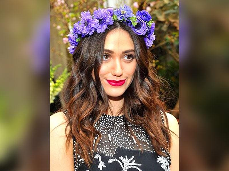 Best accessory: Emmy Rossum. The