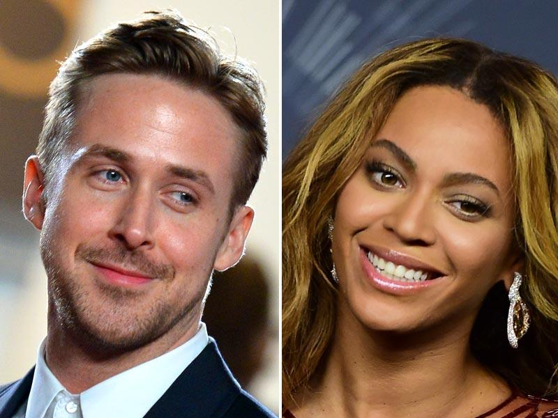 9. Ryan Gosling and BeyoncéA perennial favorite in sexy celebrity rankings, Gosling clearly deserves a spot in this list. The new father seems to have everything women want: an angelic face, charisma and plenty of talent. Always present in lists like this one, Beyonce is sexier now than ever. At age 33, she appreciates her curves and doesn't hesitate to show them off in extra-tight dresses.