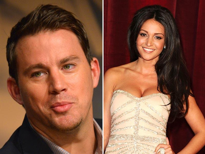 5. Channing Tatum and Michelle KeeganWith his athletic physique and classic boy-next-door charm, the actor and producer certainly knows how to win over his female audience. It doesn't hurt that he never hesitates to take off his shirt and show off his muscles. In second place in FHM's 2014 ranking, Keegan is better known for her sex appeal than for her movie credits. One thing is for sure, though: she doesn't leave men indifferent.