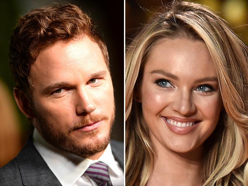 2. Chris Pratt and Candice SwanepoelThe odds were against him, and it took a few years, many thousands of sit-ups and countless trips to the gym. But in the end, Pratt managed to transform into a true sex symbol. Once seen as a mere cute geek, he is now nothing short of a hunk. A Victoria's Secret angel, Candice topped Maxim's 2014 Hot 100 List. After seeing her wearing lingerie and golden wings at Victoria's Secret's runway show in London, it's not hard to see why.