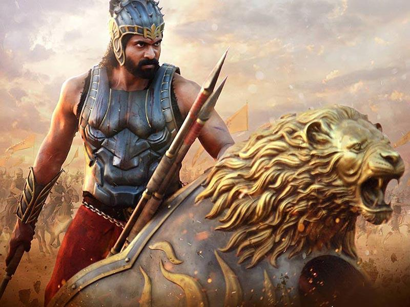 Rana Daggubati plays the principle antagonist in the film while Prabhas is the hero. (BaahubaliMovie/Facebook)