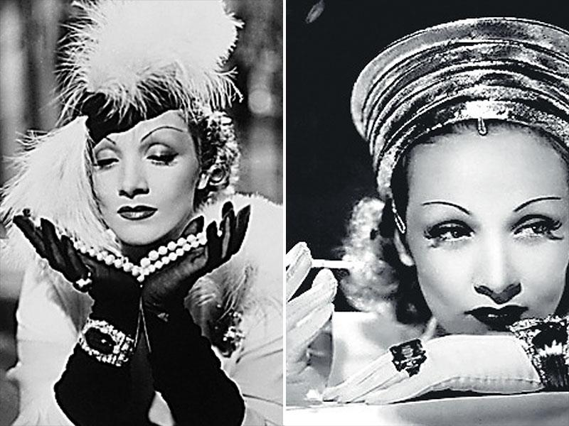 Ring rules: If your heart skips a beat every time you see a drop-waist dress, a gilded fascination, oxford gloves - you're a true fan of the roaring 1920s. To channel Hollywood panache, take cue from style icon Marlene Dietrich. If you are going for satin gloves a la the style ­legend, cover them up with your armour rings or even delicate midi rings.