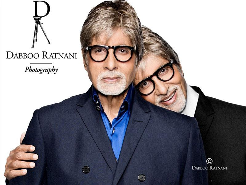A look at Amitabh Bachchan's calendar photo. The actor tweeted the photo saying,