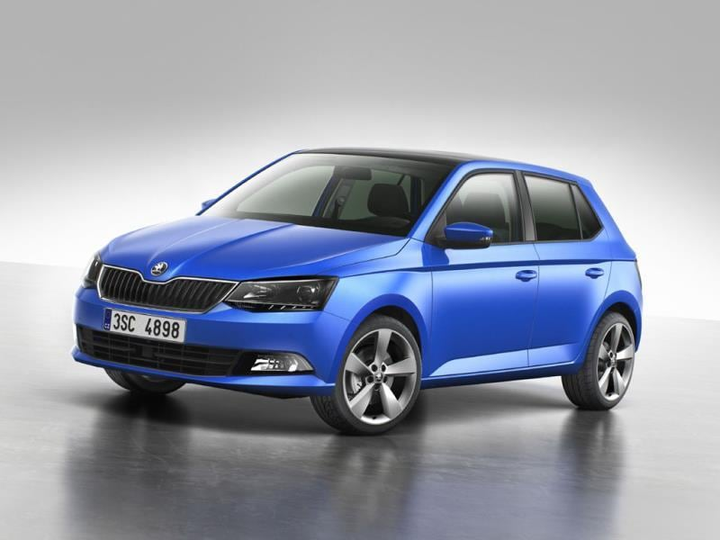 Safest Supermini: the Skoda Fabia : One notable trend from this year's results is that smaller cars are beginning to lag behind their larger counterparts in their ability to achieve a five-star rating. The new Skoda Fabia, which topped the Supermini class with full marks, was the only vehicle in its category of the 14 tested over 2014 to achieve a five-star rating. Photo:AFP