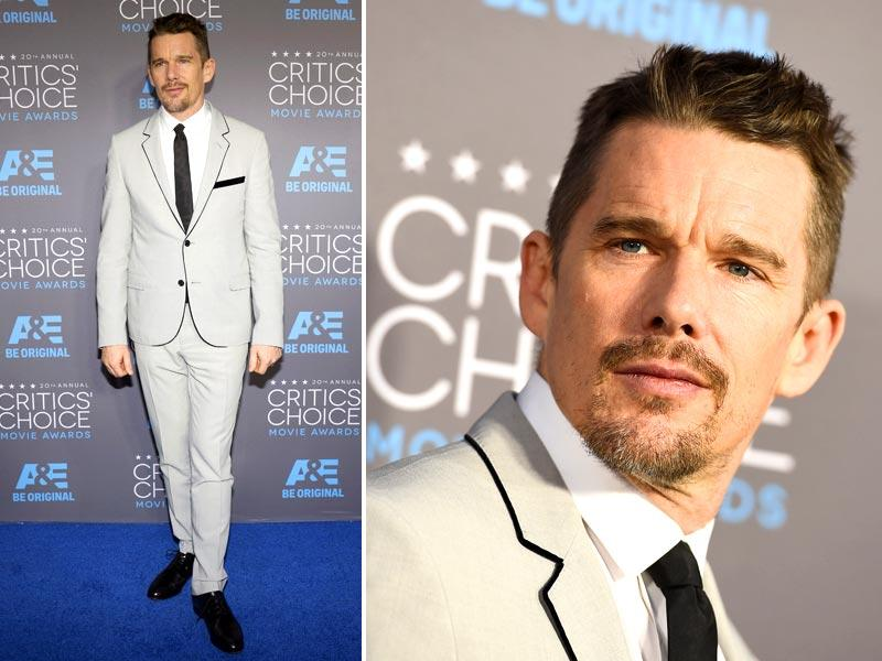 Boyhood star Ethan Hawke. (Agencies)