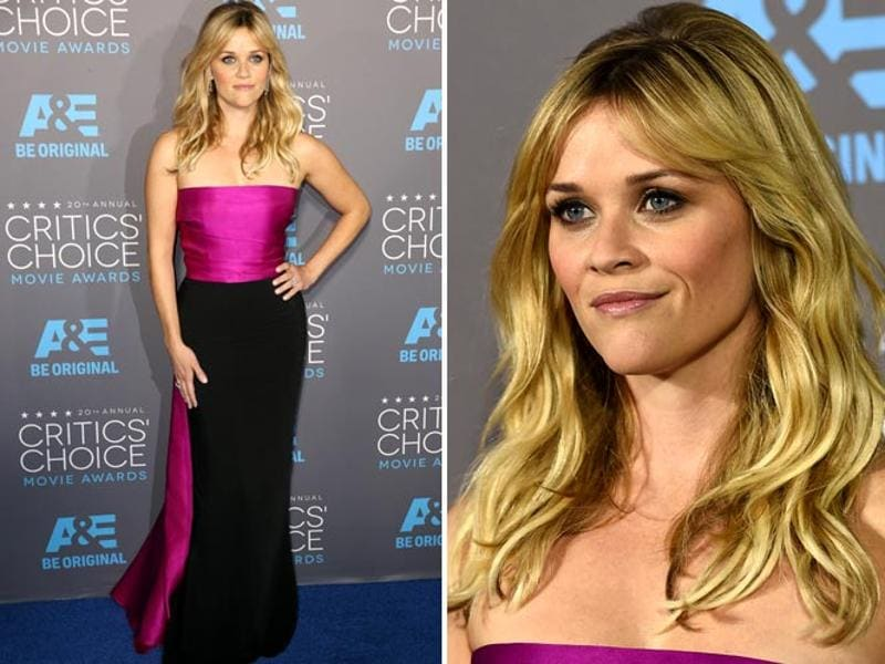 Wild star Reese Witherspoon looking 'blonde and beautiful'. (Agencies)