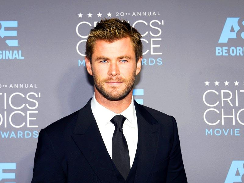 Thor: The Dark World star Chris Hemsworth. (AP Photo)