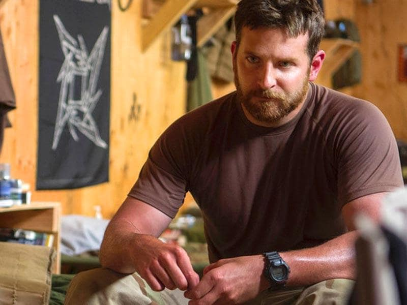 Chris Kyle's pinpoint accuracy saved countless lives in the war. Bradley Cooper's brilliant rendition of Kyle in American Sniper has won him his third Oscar nod. Will he be third time lucky?