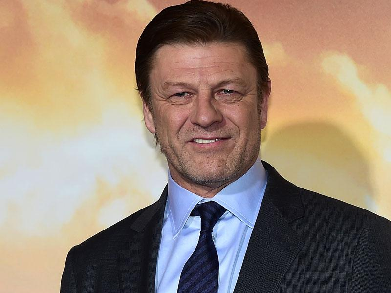 Game Of the Thrones actor Sean Bean at the premiere of Jupiter Asending.(AFP)
