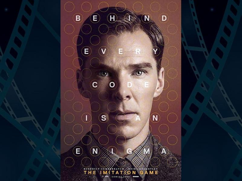 The Imitation Game, directed by Morten Tyldum and starring Benedict Cumberbatch with Keira Knightley scored 8 nominations. (Photo: IMDb)