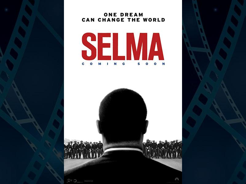 Selma, directed by Ava DuVernay and starring David Oyelowo earned 2 nominations. (Photo: IMDb)
