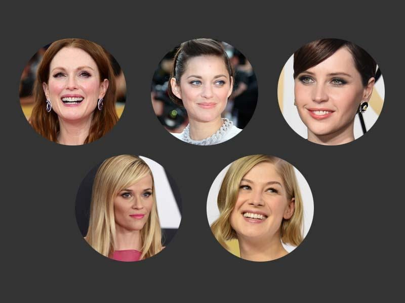 Oscar season is finally here and all eyes are on the contenders for the Best Actress golden statue. This year's nominees are as gorgeous as they are talented, but what beauty looks will they plump for on the night?