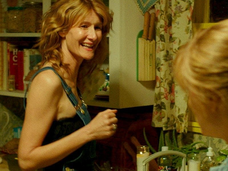 Laura Dern has been nominated for her supporting role in Wild.
