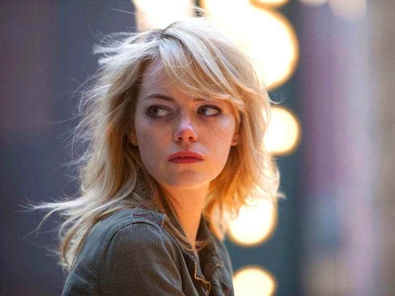 Emma Stone has been nominated for her supporting role as Sam in Birdman.