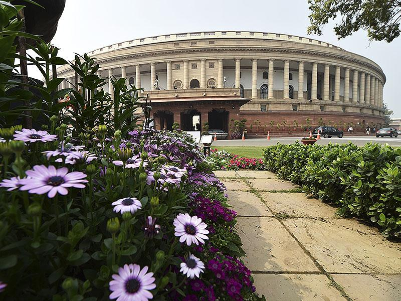In the ongoing budget session of Parliament, the government is looking to pass key legislation, including bills to replace a slew of ordinances. The session is expected to be a stormy affair. (HT Photo/Vipin Kumar)